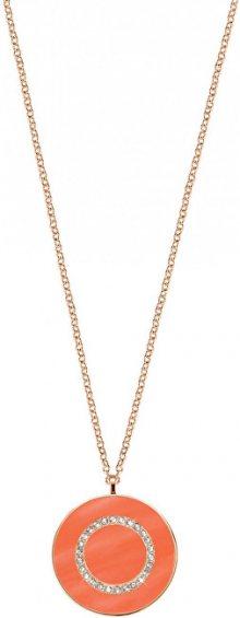 Morellato Bronzový náhrdelník ze stříbra s přívěskem Perfetta SALX10 (řetízek, přívěsek)