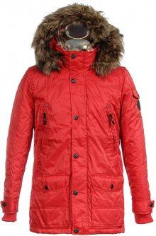 Biston-Splendid Pánská červená bunda 36201036.030 M