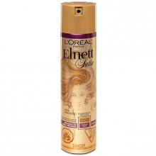 L´Oréal Paris Lak na vlasy s arganovým olejem Elnett Satin (Precious Oil Strong Hold Hair Spray) 250 ml