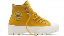 Converse Chuck Taylor All Star Lugged Winter Retrograde Gore-Tex Gold Dart žluté 565005C