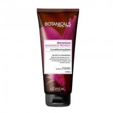 L´Oréal Paris Pečující balzám na barvené vlasy Botanicals (Radiance Remedy Conditioning Balm) 200 ml