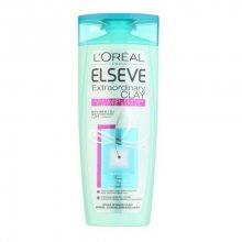 L´Oréal Paris Čistící šampon pro mastné vlasy Elseve Extraordinary Clay 250 ml