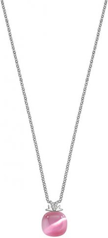 Morellato Stříbrný náhrdelník Gemma SAKK54 (řetízek, přívěsek)