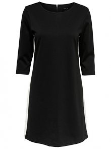 ONLY Dámské šaty ONLBRILLIANT 3/4 DRESS JRS NOOS Black S
