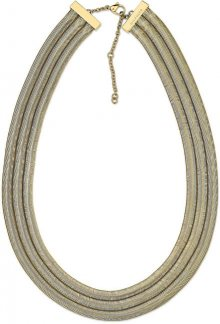 Tommy Hilfiger Luxusní pozlacený náhrdelník TH2701029