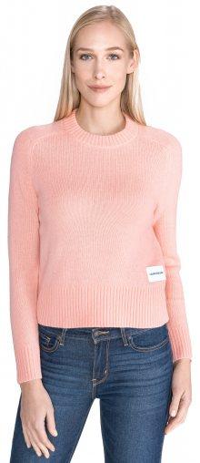 Svetr Calvin Klein   Růžová Oranžová   Dámské   L