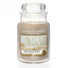 Yankee Candle Aromatická svíčka velká Naplavené dřevo (Driftwood) 623 g