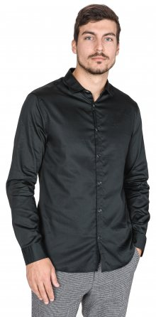 Košile Armani Exchange   Černá   Pánské   L