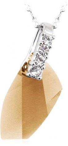 Vicca® Náhrdelník Feather Champagne OI_141008_champ