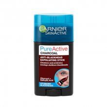 Garnier Čisticí tyčinka na problematickou pleť Skin Naturals (Anti-Blackhead Exfoliating Stick) 50 ml