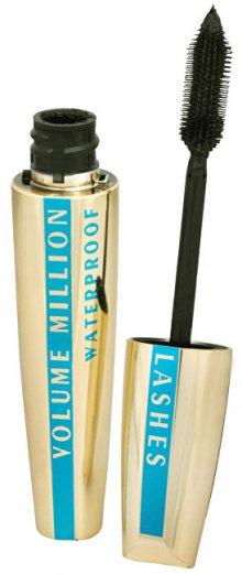 L´Oréal Paris Voděodolná řasenka Volume Million Lashes Waterproof 9,4 ml Black