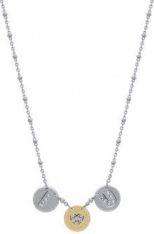Morellato Ocelový náhrdelník s penízky Monetine SAHQ02