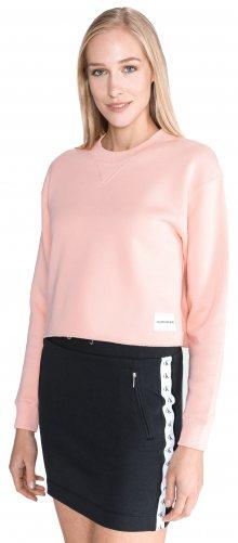 Mikina Calvin Klein | Růžová | Dámské | S