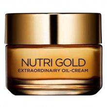 L´Oréal Paris Denní vyživující krém s mikro-perličkami oleje Nutri-Gold 50 ml