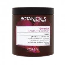 L´Oréal Paris Hydratační maska na barvené vlasy Botanicals (Radiance Remedy Mask) 200 ml
