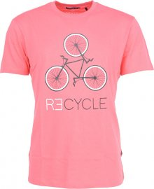 Noize Pánské triko Bright Pink 4634230-00-69 S