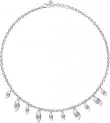 Morellato Stříbrný náhrdelník Foglia SAKH43