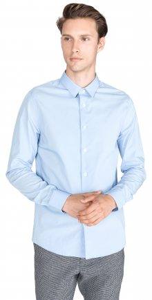 Košile Calvin Klein   Modrá   Pánské   L