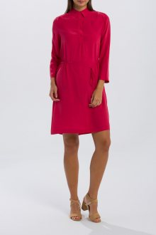 ŠATY GANT O1. FLUID SHIRT DRESS