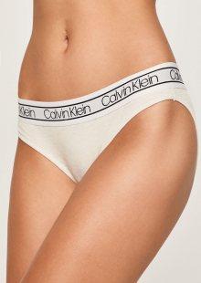Dámské kalhotky Calvin Klein QF5235 S Sv. šedá