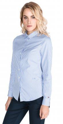 Essential Košile Tommy Hilfiger | Modrá | Dámské | XS