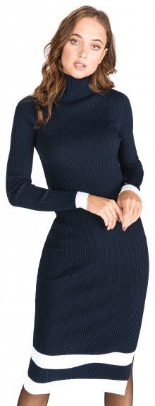 Mandie Šaty Tommy Hilfiger | Modrá | Dámské | XS