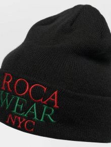 Rocawear / Beanie NYC in black - One Velikost
