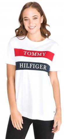 Luka Triko Tommy Hilfiger | Bílá | Dámské | XS