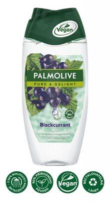 Palmolive Sprchový gel Pure & Delight Blackcurrant (Shower Gel) 250 ml