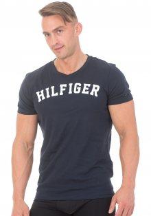 Pánské tričko Tommy Hilfiger UM0UM00054 Tm. modrá