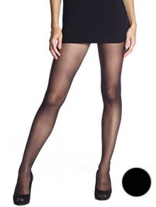 Bellinda Dámské punčochové kalhoty Black Absolut Resist 15 Den BE223004-094 S
