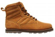 Quiksilver Kotníkové boty Wr Bronk Brown/Brown/Brown AQYB700034-XCCC 42