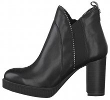 Tamaris Dámské kotníkové boty 1-1-25009-23-001 Black 37