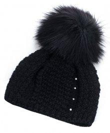CAPU Zimní čepice 381-G Black