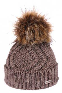 CAPU Zimní čepice 385-E Brown