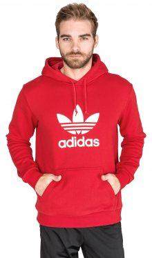 Trefoil Mikina adidas Originals | Červená | Pánské | M