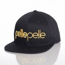 Pelle Pelle Recognize snapback Black - 1SIZE