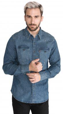 Bartstow Western Košile Levi\'s | Modrá | Pánské | XL