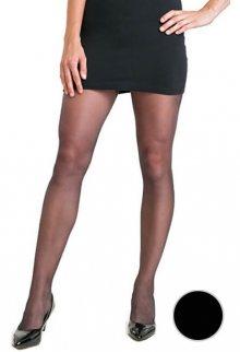 Bellinda Dámské matné punčochové kalhoty Black Matt Tights 15 Den BE225021-094 L