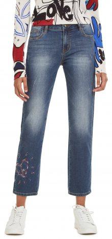 Sanford Jeans Desigual | Modrá | Dámské | 25