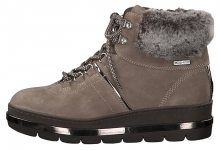 Tamaris Dámské kotníkové boty 1-1-26203-23-344 Taupe Comb 37
