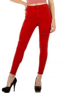 Dámské jeansové kalhoty Milas