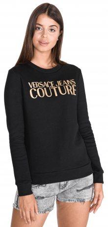 Mikina Versace Jeans Couture   Černá   Dámské   XS