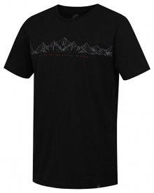Hannah Pánské triko s krátkým rukávem MONSTER anthracite M