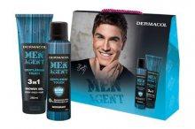 Dermacol Dárková sada kosmetiky pro muže Men Agent Gentleman Touch II.