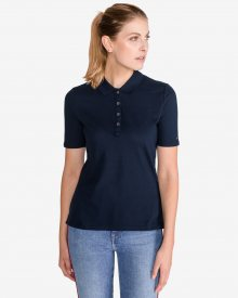 Essential Polo triko Tommy Hilfiger | Modrá | Dámské | XS