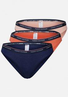 Kalhotky Tommy Hilfiger UW0UW00043 077 3PACK L Mix