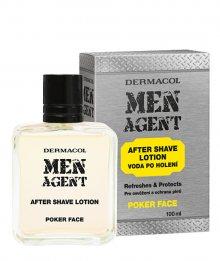 Dermacol Voda po holení Poker Face Men Agent (After Shave Lotion) 100 ml