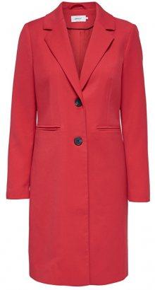 ONLY Dámský kabát Cheryl Spring Coat Cc Otw High Risk Red XS