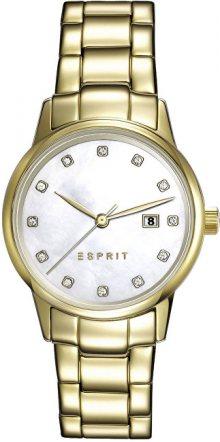 Esprit TP100S6 GOLD MOP ES100S62010 - SLEVA
